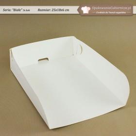 Pojemnik na ciastka - 25x18x6cm - Zdjęcie 2