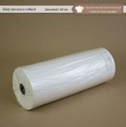 Bialy papier pakowy w rolkach 50cm - Zdjęcie 1
