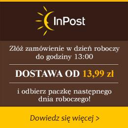 Wysyłka InPost i DHL